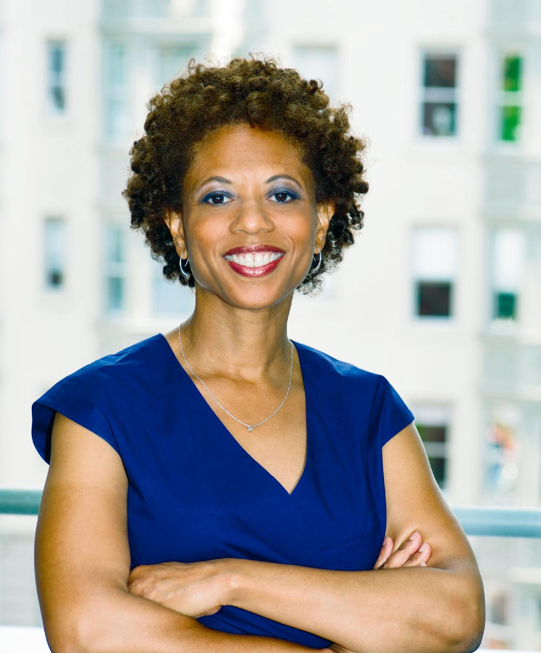 Melody C. Barnes · Virginia Changemakers