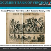 Warner on Nat Turner's Revolt 1831.pdf