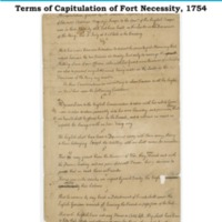Terms of Capitulation of Fort Necessity 1754.pdf