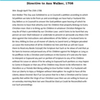 Directive to Ann Walker 1708 Transcription.pdf