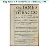 His Counterblast to Tobacco.pdf