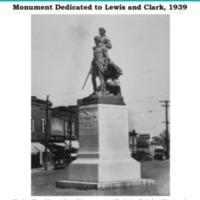 Monument Dedicated to Lewis and Clark, 1939 PDF DBVa.pdf