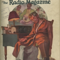 Wireless Age Magazine Cover, 1924<br />
