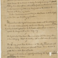 Terms of Capitulation of Fort Necessity, 1754