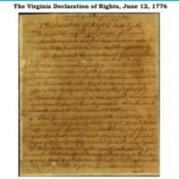 The Virginia Declaration of Rights, June 12, 1776 PDF DBVa.pdf