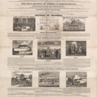 American Anti-Slavery Society Broadside, 1836