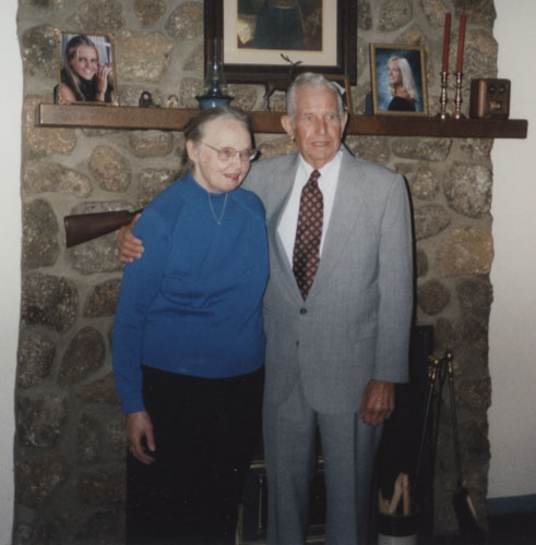 Anne and Ryland Brown