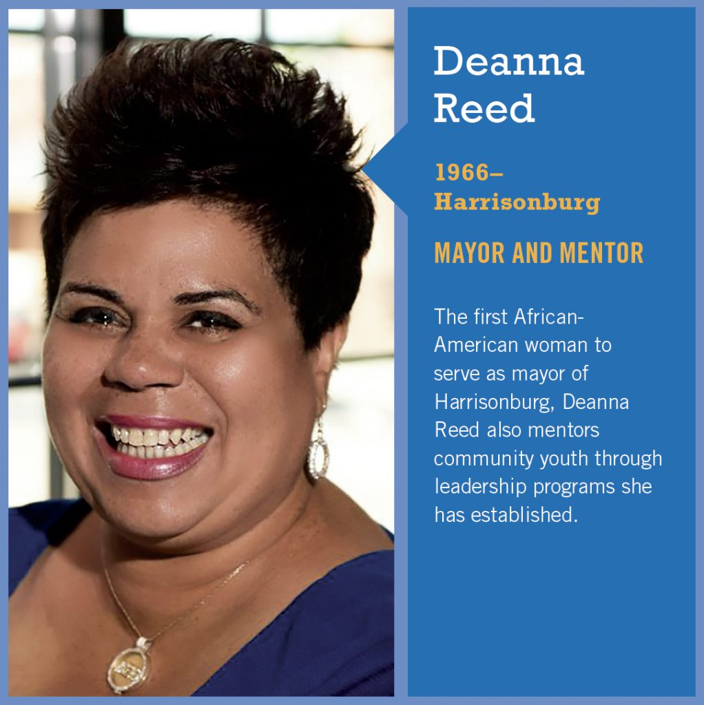 Photo of Deanna Reed