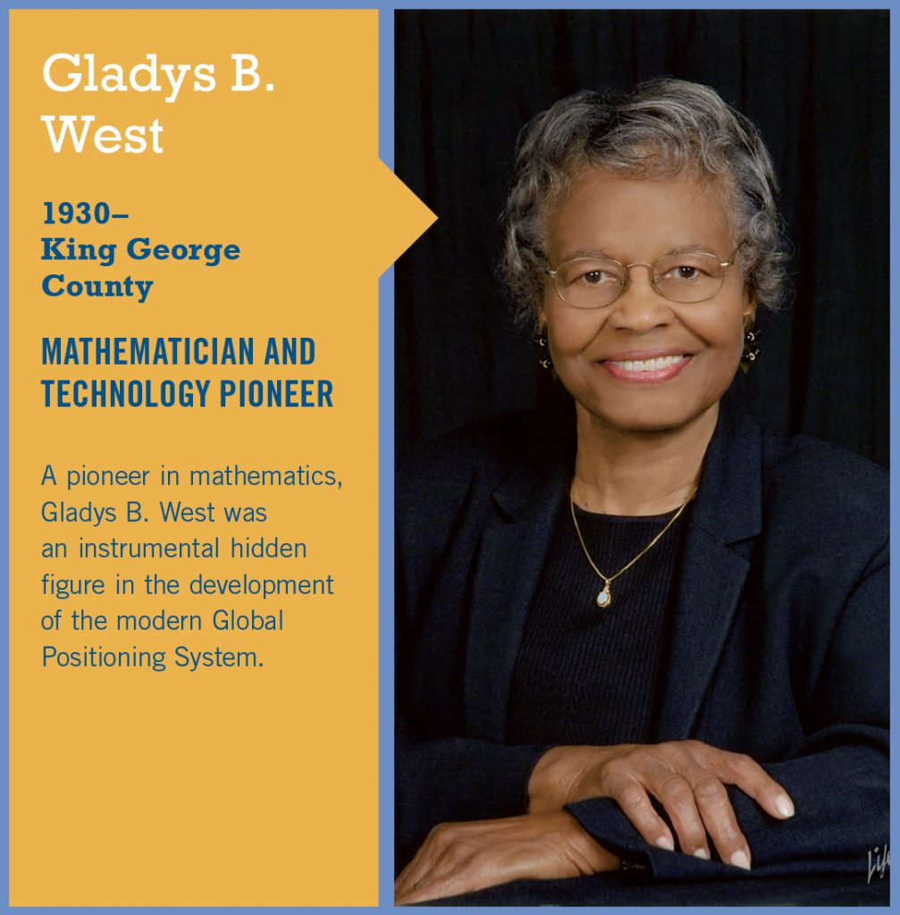 Photo of Gladys West