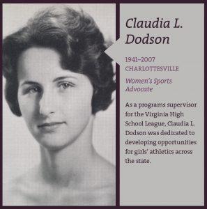 Claudia Dodson photo