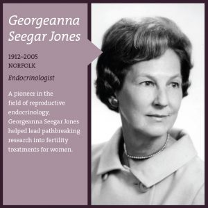Georgeanna Seegar Jones photo
