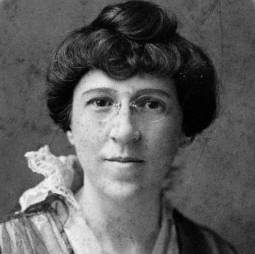 photograph of Lila Meade Valentine