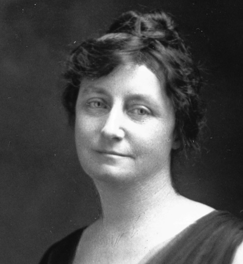 photograph of Pauline Adams