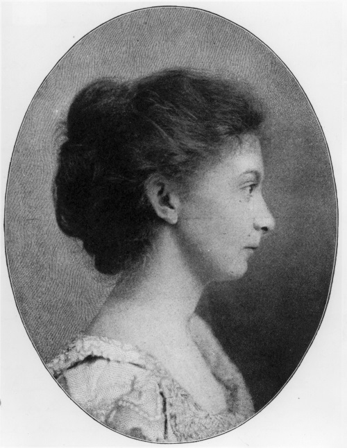 photograph of Mary Johnston