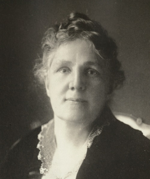 photograph of Sophie G. Meredith