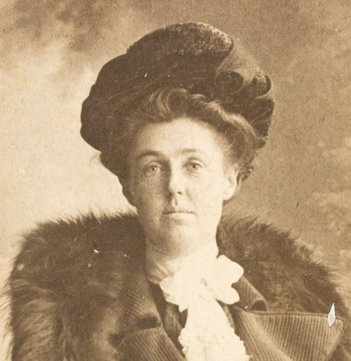 photograph of Faith Morgan
