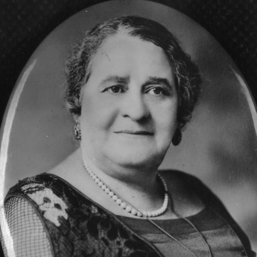 photograph of Maggie Walker