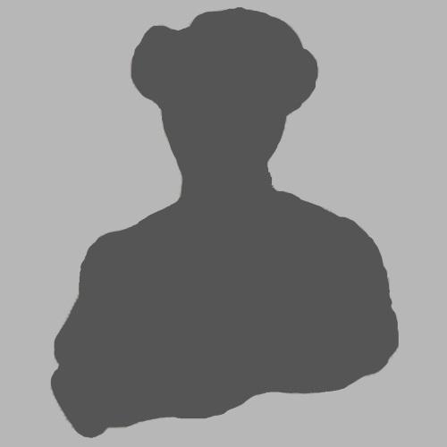 Silhouette representing an anti-suffragist