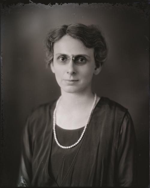 photograph of Lucy Randolph Mason
